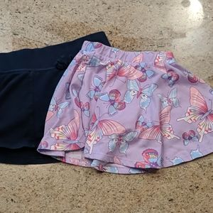Two 2 Summer Skirts Skirts Size 4